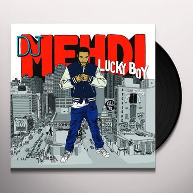 Dj Mehdi LUCKY BOY Vinyl Record