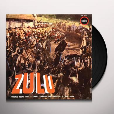 John Barry ZULU Vinyl Record