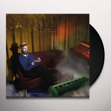Musette A COSMIC SERENADE Vinyl Record - w/CD
