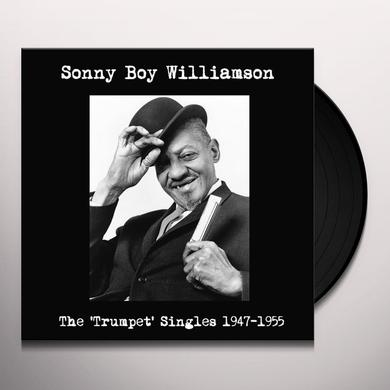 Sonny Boy Williamson THE 'TRUMPET' SINGLES 1947-1955 Vinyl Record