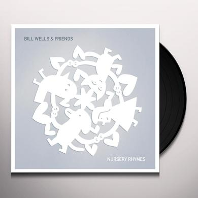 Bill Wells NURSERY RHYMES Vinyl Record