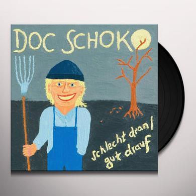 DOC SCHOKO SCHLECHT DRAN / GUT DRAUF Vinyl Record - Reissue