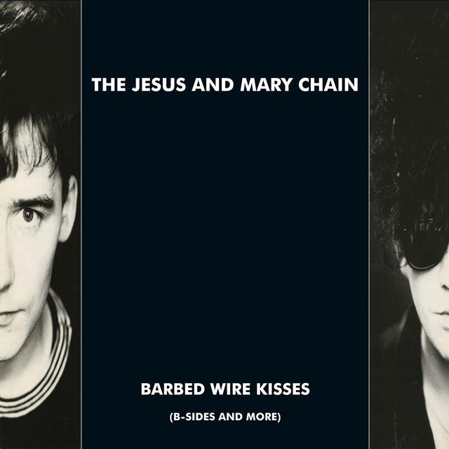 Jesus & Mary Chain BARBED WIRE KISSES Vinyl Record - 180 Gram Pressing