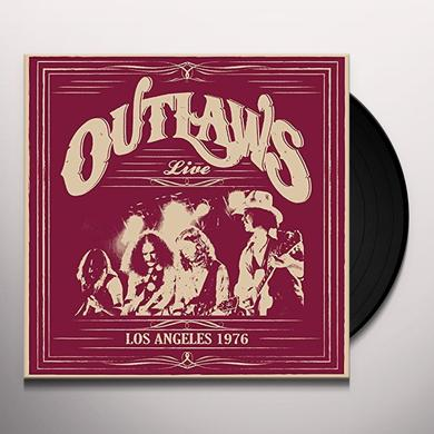 Outlaws LOS ANGELES 1976 Vinyl Record
