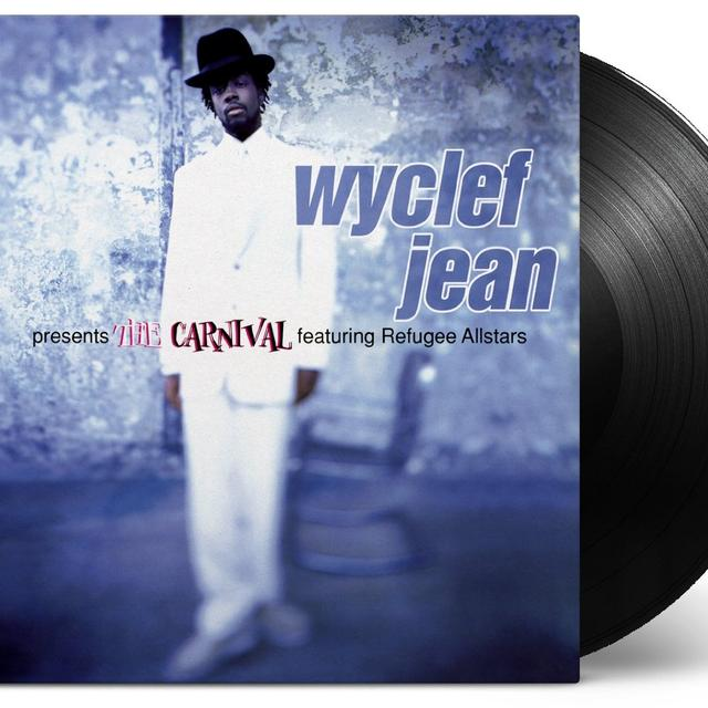 Wyclef Jean CARNIVAL Vinyl Record - Holland Import