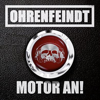 Ohrenfeindt MOTOR AN Vinyl Record