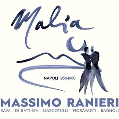 Massimo Ranieri MALIA: NAPOLI 1950-1960 Vinyl Record