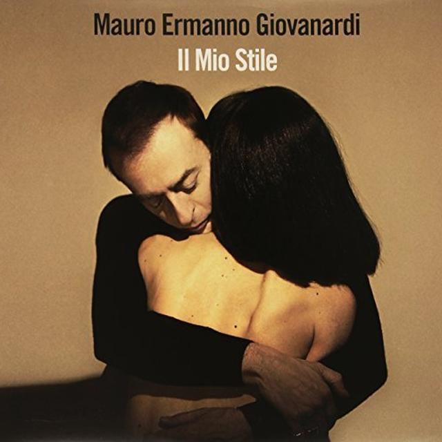 GIOVANARDI MAURO ERMANNO IL MIO STILE Vinyl Record - Italy Import