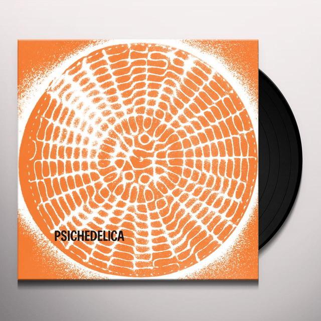 Piero Umiliani PSICHEDELICA Vinyl Record - Italy Import