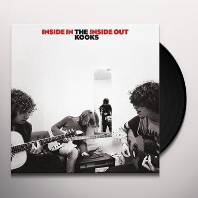 The Kooks INSIDE IN/INSIDE OUT Vinyl Record - UK Import
