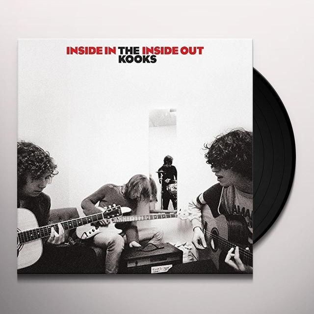 The Kooks INSIDE IN/INSIDE OUT Vinyl Record - UK Import