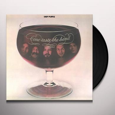 Deep Purple COME TASTE THE BAND Vinyl Record