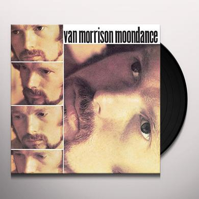 Van Morrison MOONDANCE Vinyl Record - UK Import