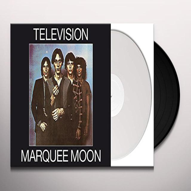 Television MARQUEE MOON Vinyl Record - UK Import