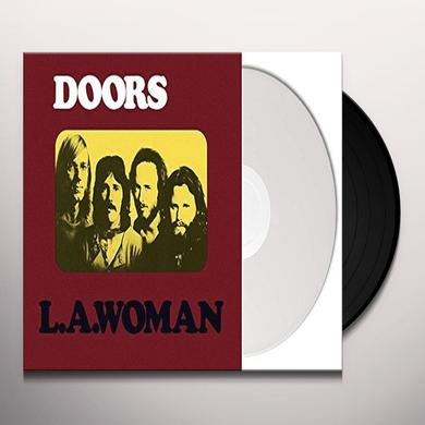 The Doors LA WOMAN Vinyl Record - UK Import
