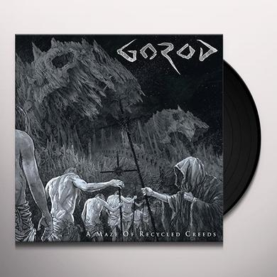 Gorod MAZE OF RECYCLED CREEDS Vinyl Record - UK Import