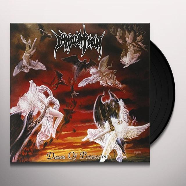 Immolation DAWN OF POSSESSION Vinyl Record - UK Import