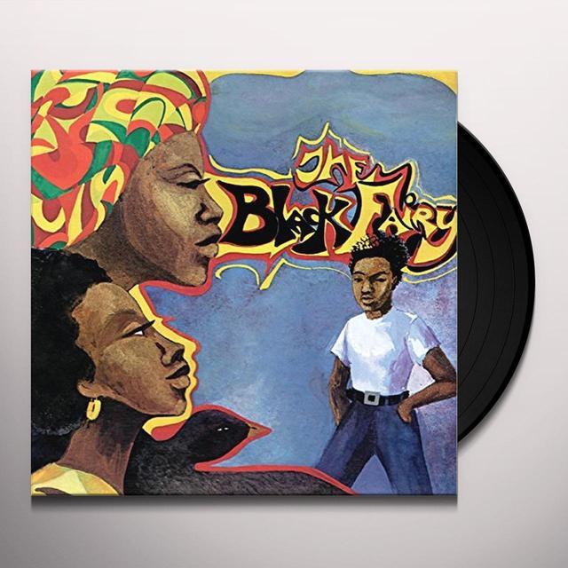 LA MONT ZENO THEATRE BLACK FAIRY Vinyl Record