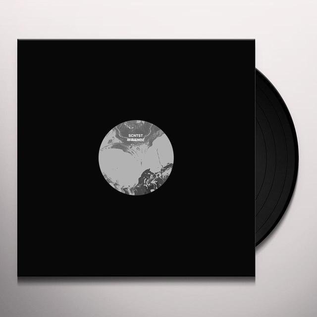 Scntst 4FRIENDZ Vinyl Record - UK Release