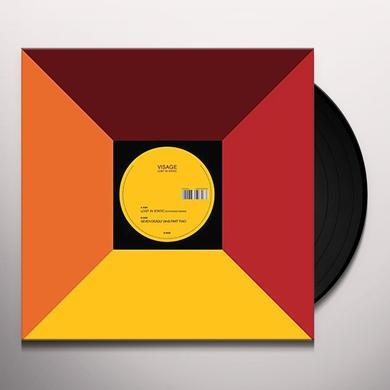 Visage LOST IN STATIC Vinyl Record - UK Import