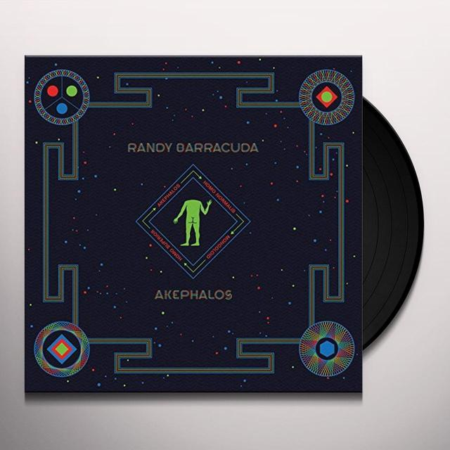 Randy Barracuda AKEPHALOS Vinyl Record - UK Import