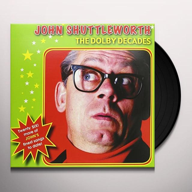 John Shuttleworth DOLBY DECADES Vinyl Record - UK Import