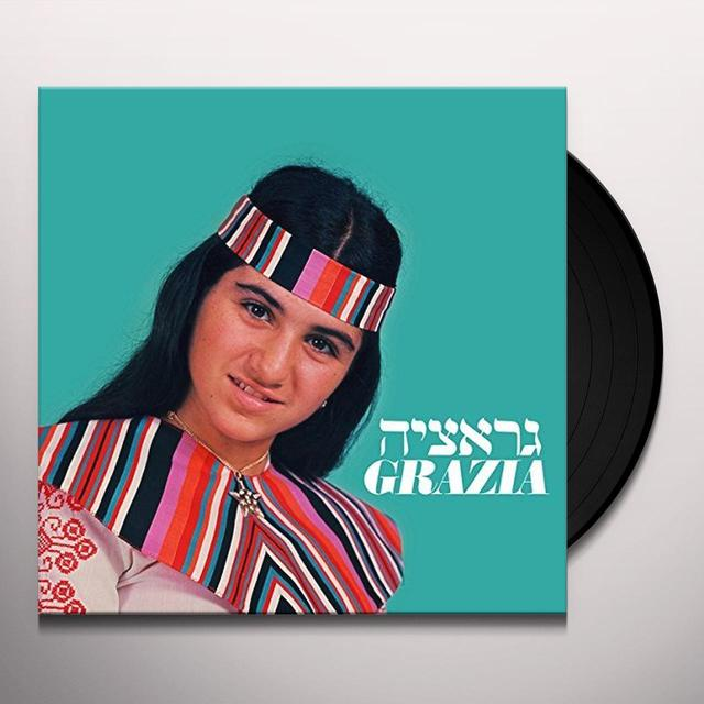 GRAZIA LP Vinyl Record - UK Import