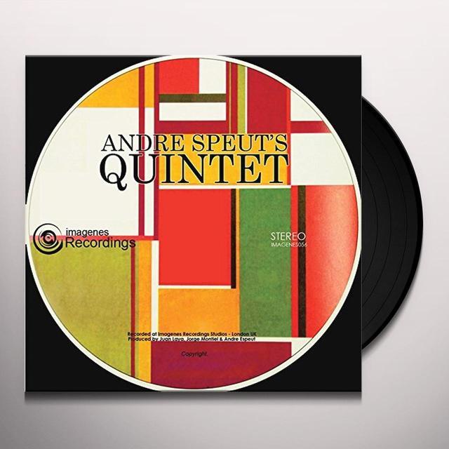 Andre Espeut Quintet THIS AIN'T HOW IT ENDS/CUT LOOSE Vinyl Record - UK Import