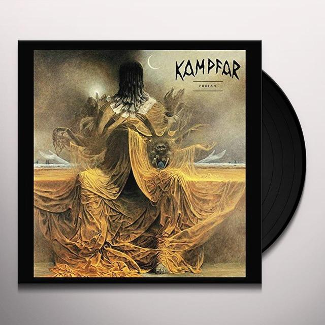 Kampfar PROFAN Vinyl Record - UK Import