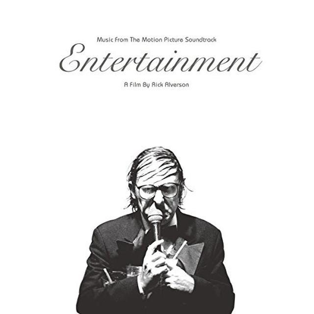 ENTERTAINMENT: MUSIC FROM THE MOTION PICTURE SOUND Vinyl Record