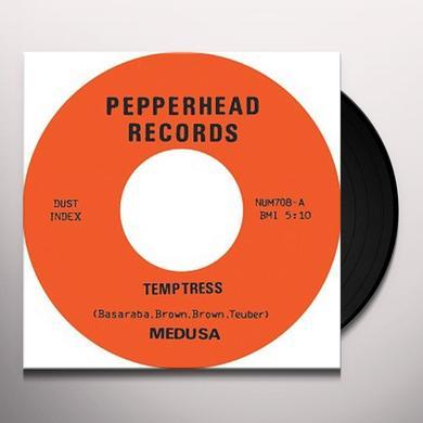 Medusa TEMPTRESS B/W SRANGULATION Vinyl Record