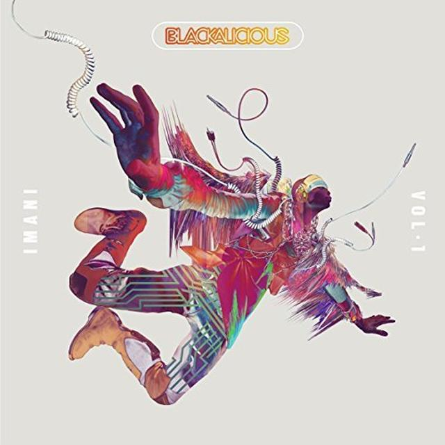BLACKALICIOUS Vinyl Record - UK Import