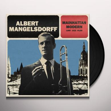 Albert Mangelsdorff MAINHATTAN MODERN Vinyl Record - UK Import