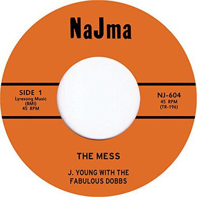 J. YOUNG MESS Vinyl Record