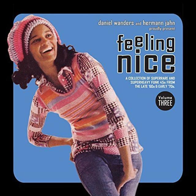 FEELING NICE 3 Vinyl Record - UK Import