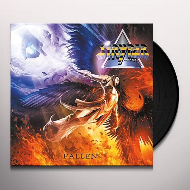 Stryper FALLEN Vinyl Record - UK Release