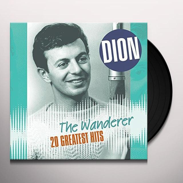 Dion WANDERER: 20 GREATEST HITS Vinyl Record - 180 Gram Pressing, Holland Import