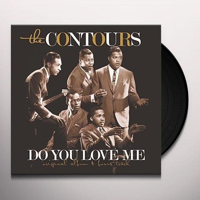 Contours DO YOU LOVE ME Vinyl Record - 180 Gram Pressing, Holland Import