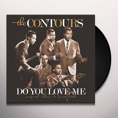 Contours DO YOU LOVE ME Vinyl Record