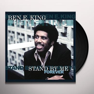 Ben E. King STAND BY ME FOREVER Vinyl Record - 180 Gram Pressing, Holland Import