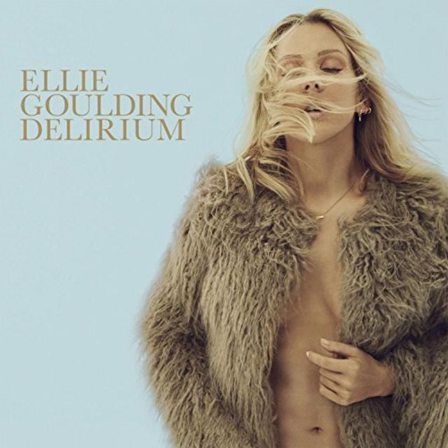 Ellie Goulding DELIRIUM Vinyl Record - UK Import