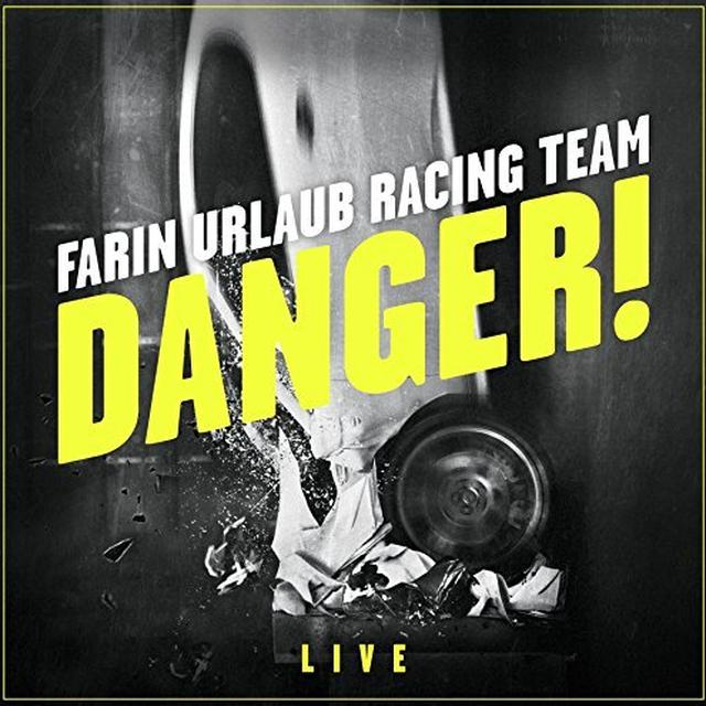 FARIN URLAUB RACING TEAM DANGER Vinyl Record