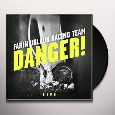 FARIN URLAUB RACING TEAM DANGER  (GER) Vinyl Record - Limited Edition