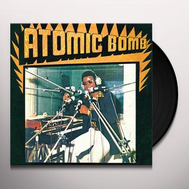 William Onyeabor ATOMIC BOMB Vinyl Record