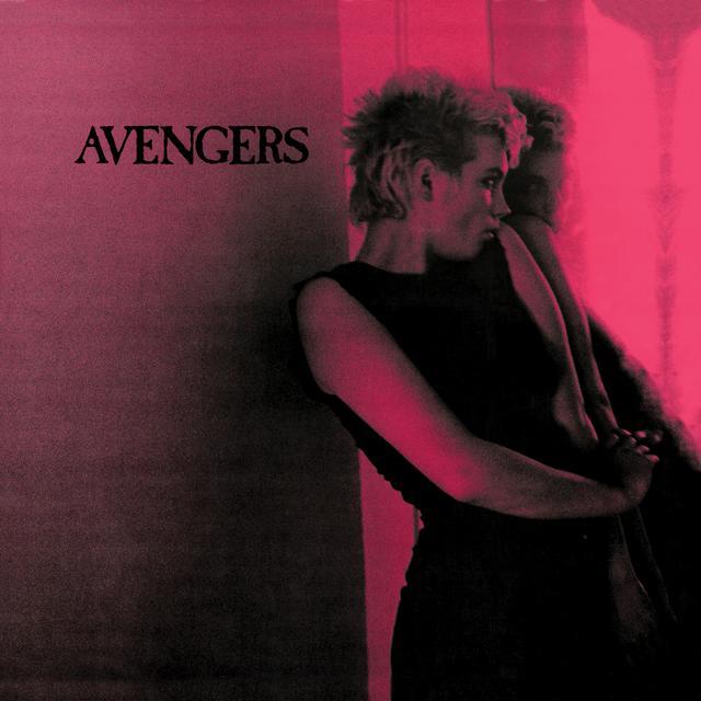 AVENGERS Vinyl Record