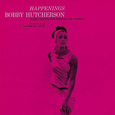 Bobby Hutcherson HAPPENINGS Vinyl Record