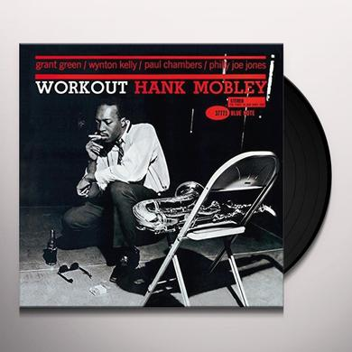 Hank Mobley WORKOUT Vinyl Record