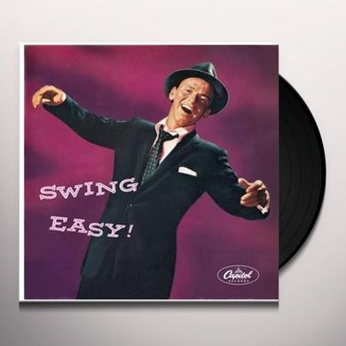 Frank Sinatra SWING EASY Vinyl Record - 10 Inch Single