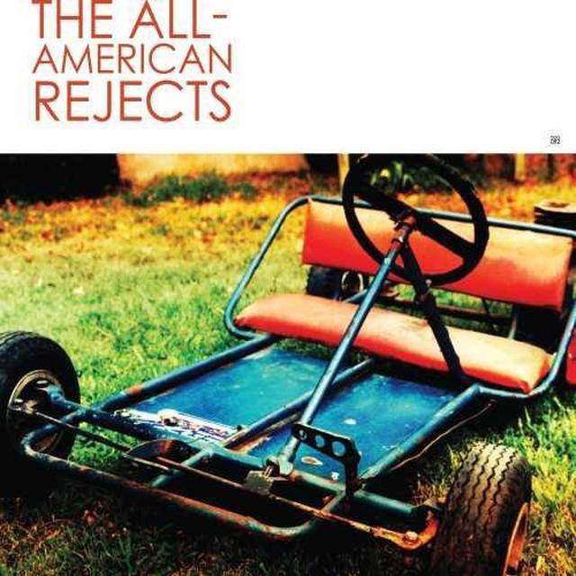 ALL-AMERICAN REJECTS Vinyl Record