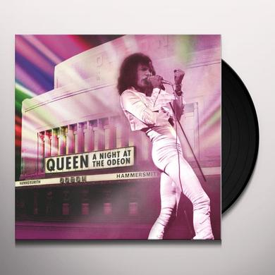Queen NIGHT AT THE ODEON Vinyl Record